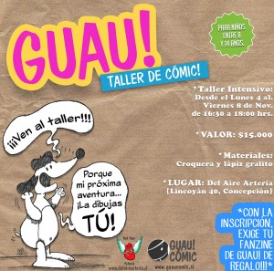Afiche Taller Guau Nov-FINAL100